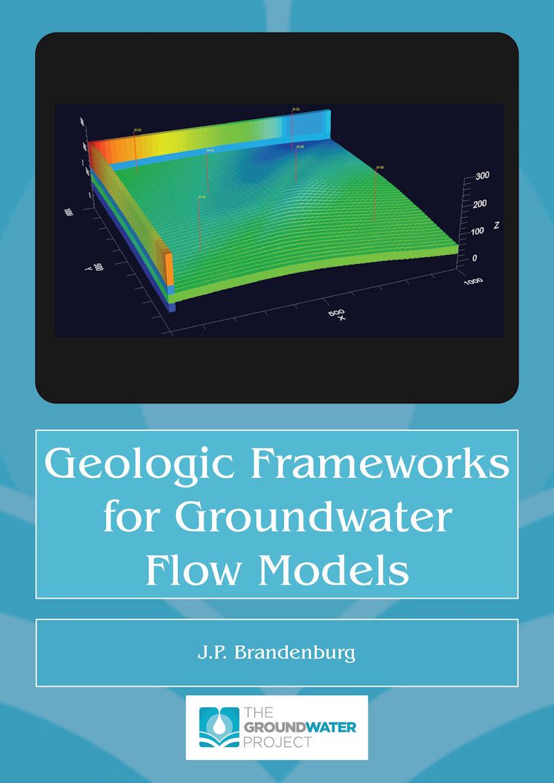 Cover image for Geologic Frameworks for Groundwater Flow Models