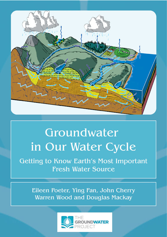 Cover image for Groundwater in Our Water Cycle