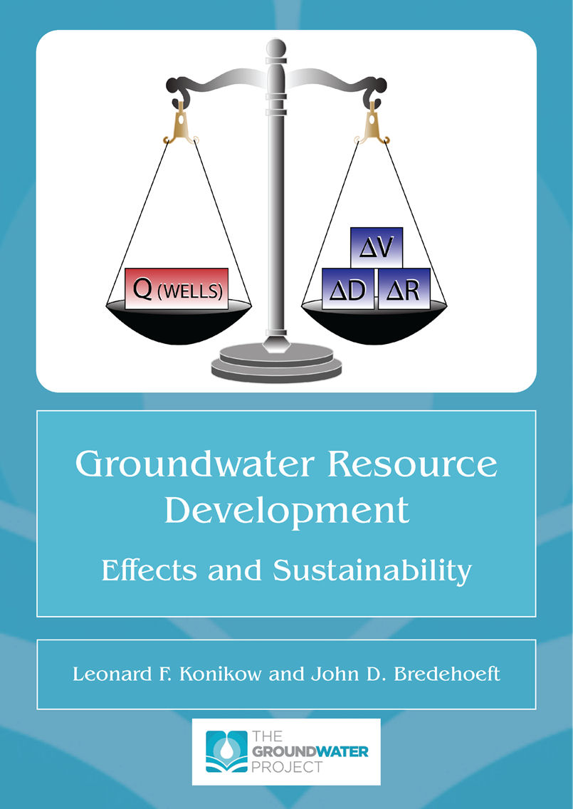 Cover image for Groundwater Resource Development