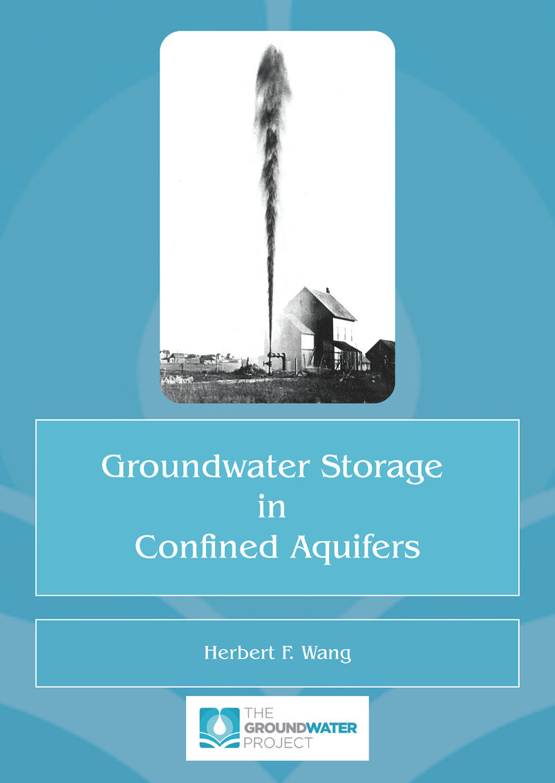 Cover image for Groundwater Storage in Confined Aquifers